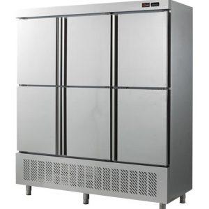 Armario de refrigeración 6p