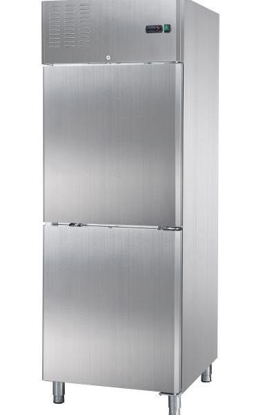 Armario refrigerado inox 2pv