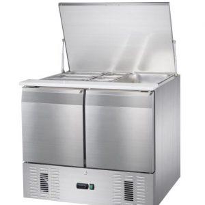 Mesa fría de refrigeracíon tapa 2
